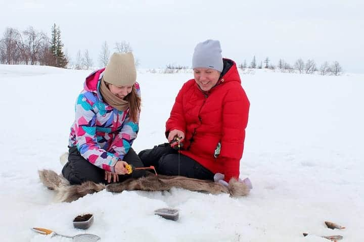 Ice Fishing Clothes