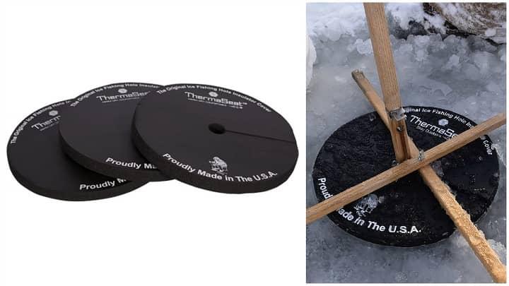 Ice Fishing Hole Cover