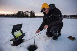 Underwater Ice Fishing Camera - Featured