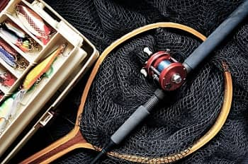 Can You Use A Regular Fishing Rod for Ice Fishing - Featured