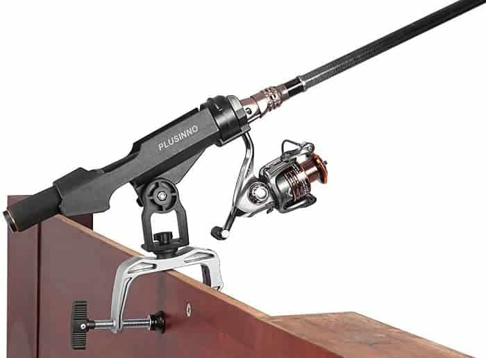 PLUSINNO Fishing Rod and Reel Combos Carbon Fiber Telescopic Fishing