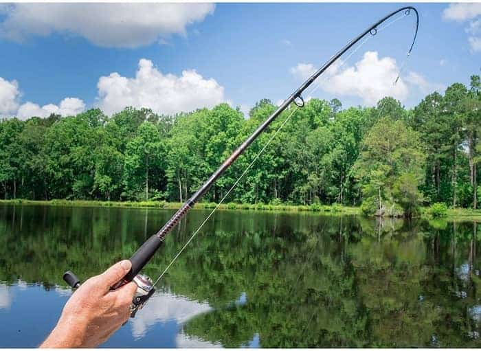 Ugly Stik Fishing Rod and Spinning Reel Combo