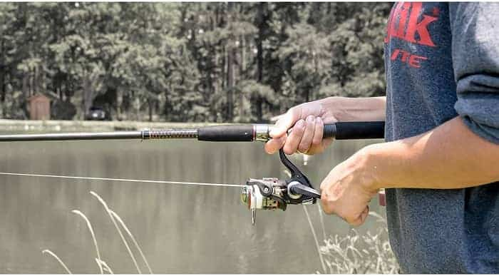 Ugly Stik GX2 Fishing Rod and Spinning Reel Combo
