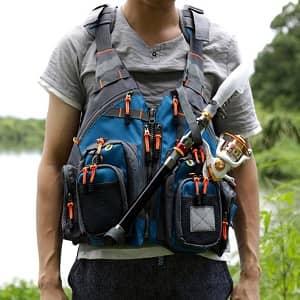 Best Fishing Vest - Thumbnail