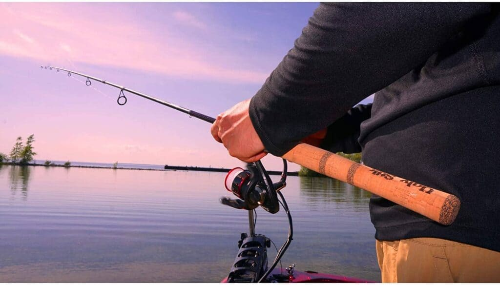 Ugly Stik Elite Spinning Fishing Rod