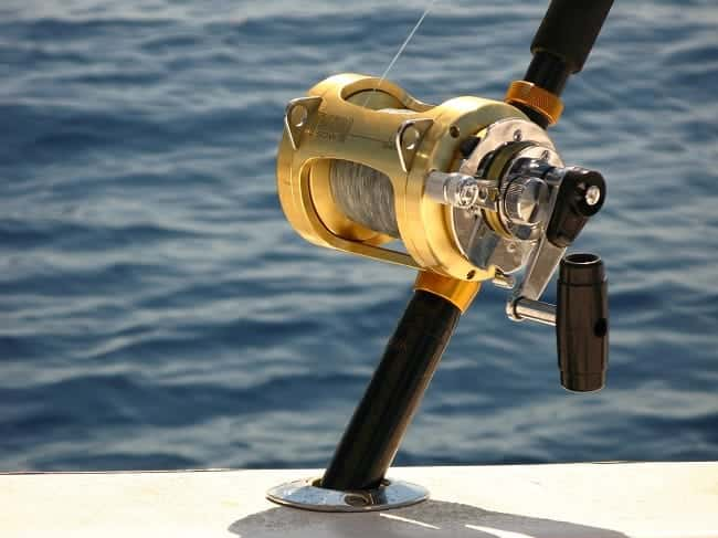 How to Oil A Fishing Reel
