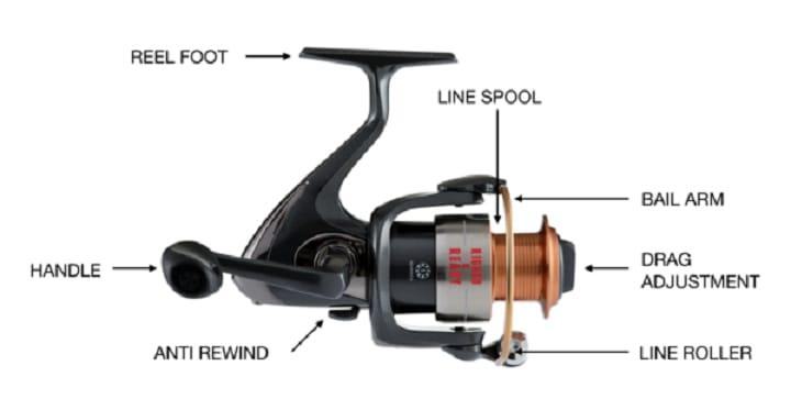 fishing reel