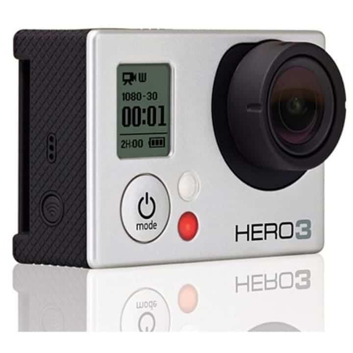 GoPro Hero3 Silver