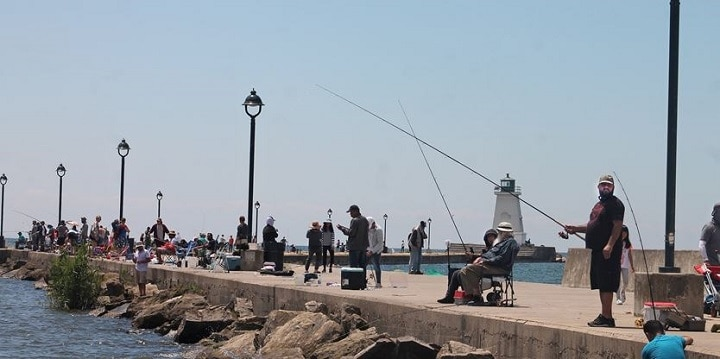 Port Maitland Esplanade & Pier