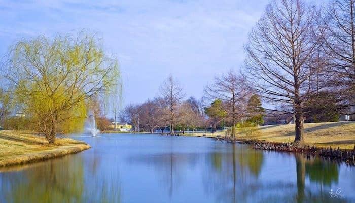 Lafortune Park