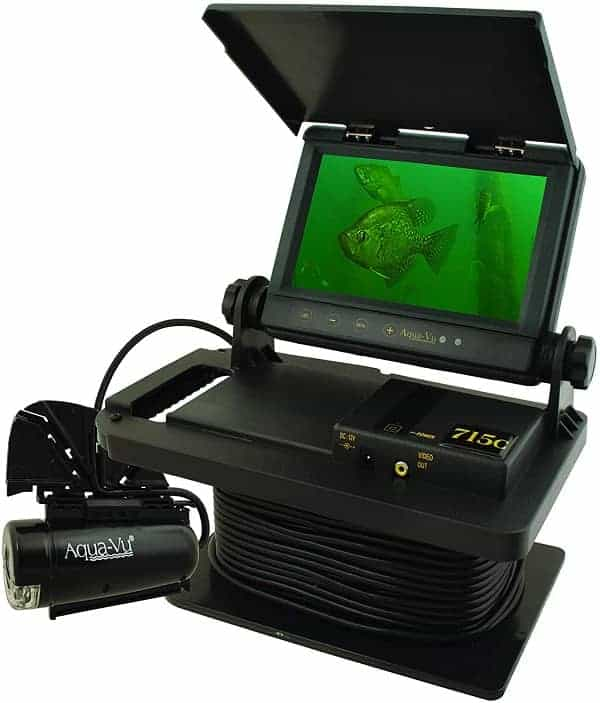 Aqua-Vu AV 715C Underwater Viewing System with Color Video Camera & 7 LCD Monitor