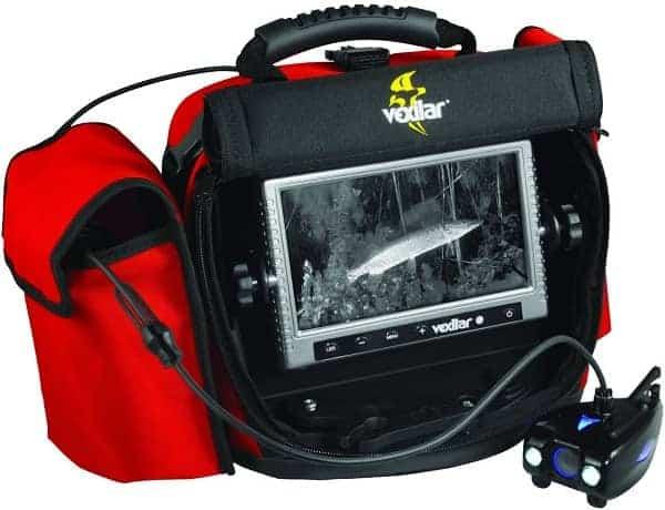 Vexilar FS800 Fish Scout Underwater Camera, Black-White